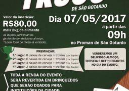 Portal SG AGORA realiza 1º Torneio de Truco Beneficente em São Gotardo