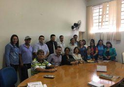 Reunião na prefeitura municipal de São Gotardo define o futuro do FMDCA