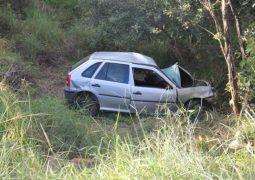 Grave acidente mata duas pessoas na BR-262 entre Campos Altos e Ibiá