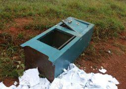 Criminosos arrombam Agência dos Correios e Casa Lotérica de Matutina