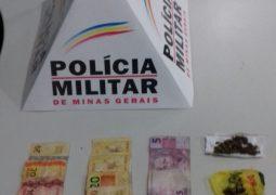 """Durante operação """"Antidrogas"""" Polícia Militar prende três pessoas em São Gotardo"""