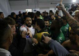 Procuradoria denuncia Cruzeiro, Diogo Barbosa e Mano por incidentes em SC