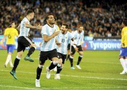 Argentina vence o Brasil na estreia de Jorge Sampaoli, e Tite perde invencibilidade