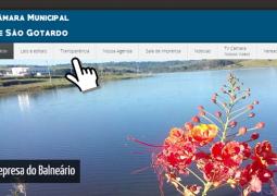 Câmara Municipal de São Gotardo lança canais digitais para se aproximar ainda mais da população