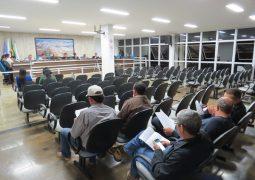 Com participação de entidades Sangotardenses, 10ª Reunião Ordinária é realizada na Câmara Municipal de Vereadores de São Gotardo