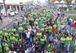 24° Marcha para Jesus é realizada em São Gotardo