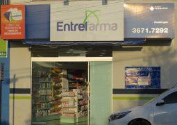 Rede Entrefarma Real Drogas 3, sua farmácia de plantão em São Gotardo