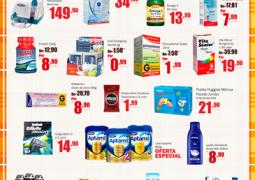 Rede Entrefarma Real Drogas 1, a sua farmácia de plantão nesta semana em São Gotardo