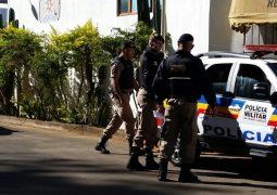 Polícia realiza mega operação de combate ao crime organizado e tráfico de drogas em Carmo do Paranaíba