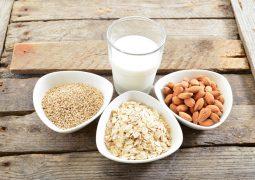Crianças que tomam leites vegetais são menores, revela estudo