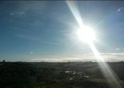 Semana continua fria em São Gotardo e todo Alto Paranaíba