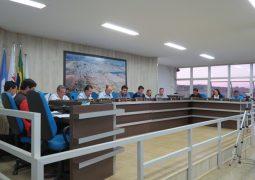 9ª e 10ª Reuniões Extraordinárias são realizadas na Câmara Municipal de Vereadores de São Gotardo