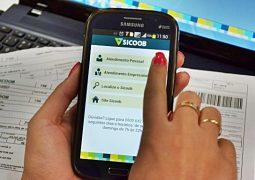 Você sabia? Aplicativo de celular do SICOOB permite a realização de 140 transações