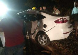 Policial Militar morre em grave acidente na BR-365 próximo à Patrocínio