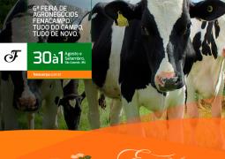 Com incorporação da Exphomig, Fenacampo 2017 começa na próxima semana em São Gotardo