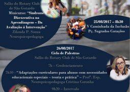 IV Seminário em Educação Inclusiva de São Gotardo começa nesta quinta-feira
