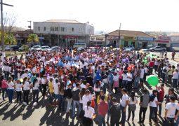 V Caminha da Inclusão é realizada em São Gotardo