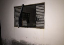 Ladrão invade igreja e comete mais um crime de furto em São Gotardo
