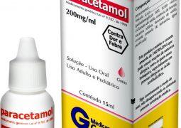 Anvisa suspende comercialização de lotes de paracetamol e amoxicilina