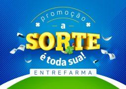 Rede Entrefarma Real Drogas de São Gotardo lança super promoção de final de ano