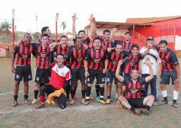 Em partida cheia de gols, final do Campeonato Municipal Futebol Society 2017 é realizada em São Gotardo