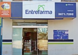 Drogaria Entrefarma Unidade 3, sua farmácia de plantão em São Gotardo