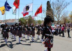 II Encontro de Fanfarras é realizado em São Gotardo