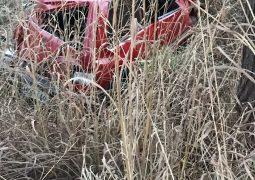 Grave acidente envolvendo veículo de passeio tira a vida de professora na LMG-352 em Tiros