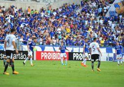 Embalado pelo Penta, Cruzeiro empata com o líder do brasileiro e segue em quinto lugar na competição