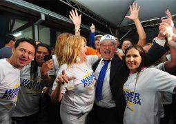 Wagner Pires de Sá, candidato da situação, é eleito presidente do Cruzeiro para o próximo triênio