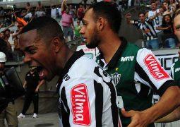 Com brilho de Robinho, Atlético vence clássico contra o Cruzeiro pelo Brasileirão