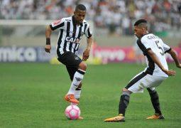 Atlético pressiona Botafogo, mas empata no Horto e perde chance de encostar no G7