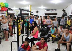 Com presença do atleta profissional Vitor Hugo, workshop sobre musculação é realizado em São Gotardo