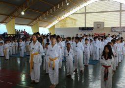 3ª Etapa do Campeonato Estudantil de Taekwondo é realizada em São Gotardo