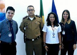 Polícia Militar realiza palestra sobre prevenção de crimes em comércios Sangotardenses