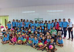 Pelo segundo ano consecutivo, Portal SG AGORA presenteia mais de 450 crianças de São Gotardo