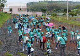 4ª Caminhada Passos que Salvam é realizada em São Gotardo