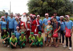 """Pelo segundo ano seguido, grupo de amigos """"Anjos da Guarda"""", realizam carreata de Natal em Guarda dos Ferreiros"""