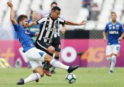Cruzeiro empata com Botafogo, garante prêmio maior da CBF e se despede de forma honrosa do Campeonato Brasileiro