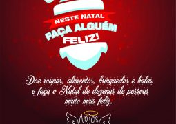 """Grupo arrecada doações para realizar """"Dia de Natal"""" para crianças em Guarda dos Ferreiros"""