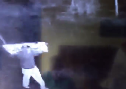 Câmeras de segurança flagram furto em estabelecimento comercial de São Gotardo
