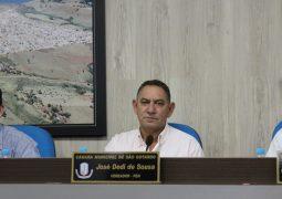 Em última reunião do ano, Câmara Municipal de São Gotardo elege nova Mesa Diretora para o ano de 2018