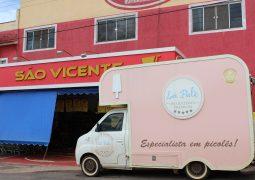 Supermercado São Vicente lança parceria com picoleteria premium em São Gotardo