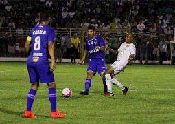 Cruzeiro cria poucas chances contra a Caldense e empata no Sul de Minas