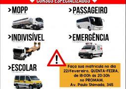 União Treinamentos lança cursos especializados em São Gotardo