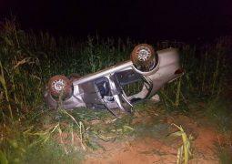 Domingo de acidentes. Duas colisões são registradas próximas aos trevos de Matutina e Rio Paranaíba