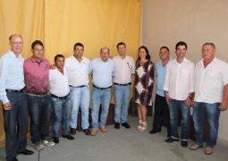 Com a presença dos deputados Hely Tarqüínio e Tenente Lúcio, encontro político é realizado em São Gotardo