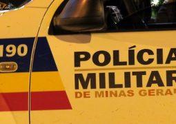 Homem é baleado em São Gotardo e acaba preso após a PM encontrar drogas em sua residência