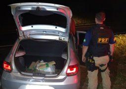 Novo indivíduo de São Gotardo é preso com cerca de 43 kg de maconha na BR-365