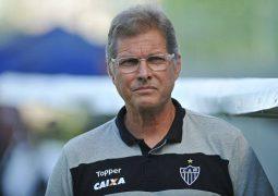 Oswaldo de Oliveira é demitido pelo Atlético